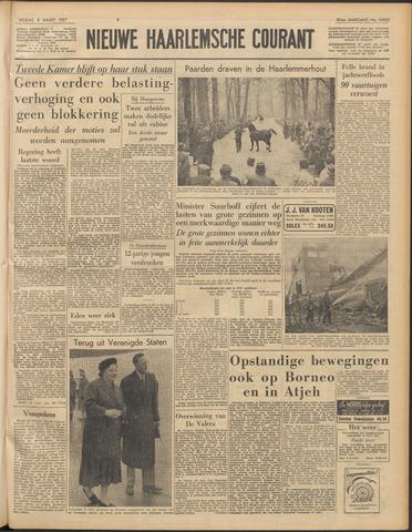 Nieuwe Haarlemsche Courant 1957-03-08