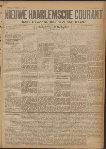 Nieuwe Haarlemsche Courant 1908-02-22