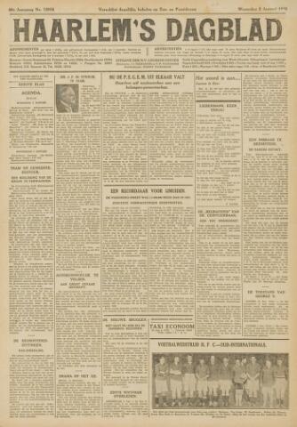 Haarlem's Dagblad 1929