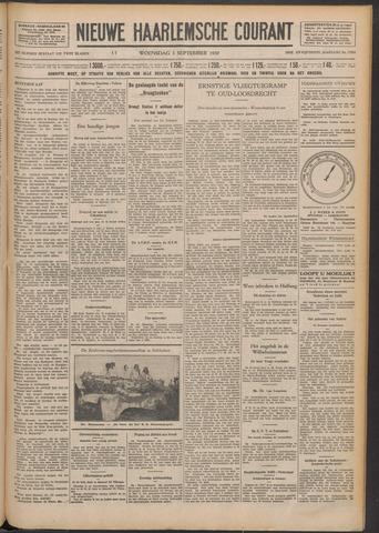Nieuwe Haarlemsche Courant 1930-09-03