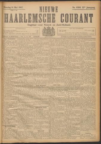 Nieuwe Haarlemsche Courant 1907-05-14