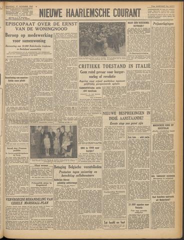Nieuwe Haarlemsche Courant 1947-11-17