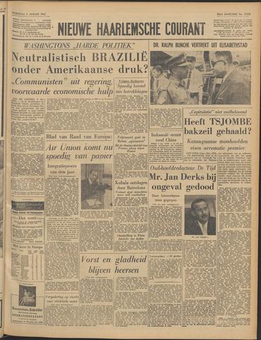 Nieuwe Haarlemsche Courant 1963-01-09
