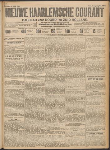 Nieuwe Haarlemsche Courant 1912-06-18