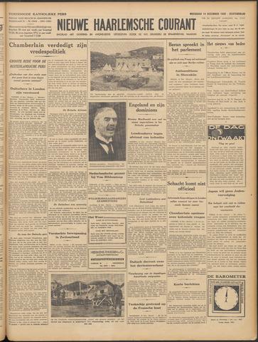 Nieuwe Haarlemsche Courant 1938-12-14