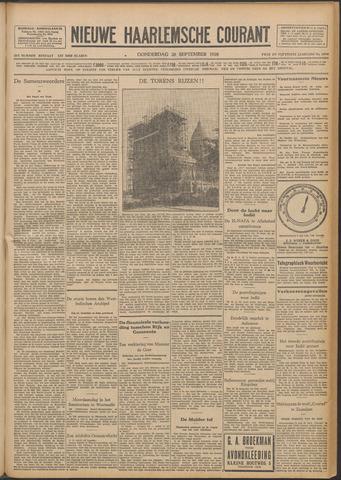 Nieuwe Haarlemsche Courant 1928-09-20