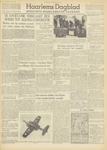 Haarlem's Dagblad 1951-01-03