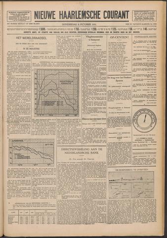 Nieuwe Haarlemsche Courant 1931-10-08