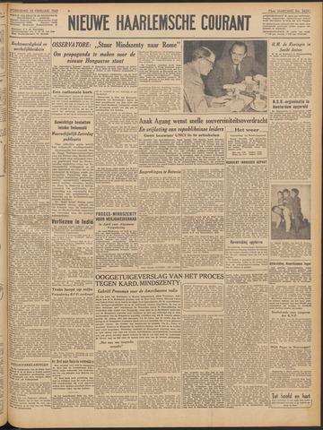 Nieuwe Haarlemsche Courant 1949-02-23