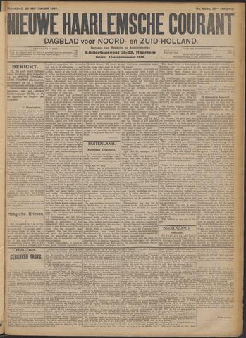Nieuwe Haarlemsche Courant 1907-09-23
