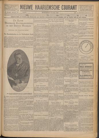 Nieuwe Haarlemsche Courant 1929-07-10
