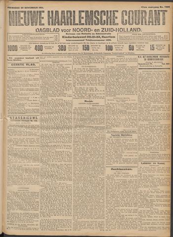 Nieuwe Haarlemsche Courant 1912-11-20