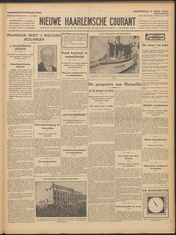 Nieuwe Haarlemsche Courant 1934-04-05