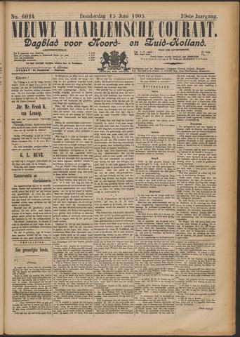 Nieuwe Haarlemsche Courant 1905-06-15