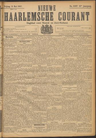 Nieuwe Haarlemsche Courant 1907-05-31