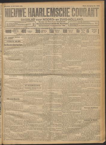 Nieuwe Haarlemsche Courant 1911-10-13