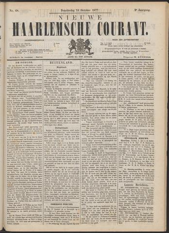 Nieuwe Haarlemsche Courant 1877-10-11