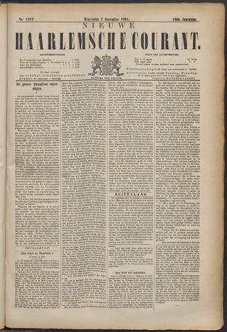 Nieuwe Haarlemsche Courant 1891-12-02