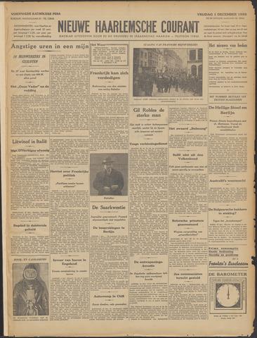 Nieuwe Haarlemsche Courant 1933-12-01