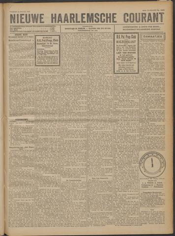 Nieuwe Haarlemsche Courant 1922-03-24