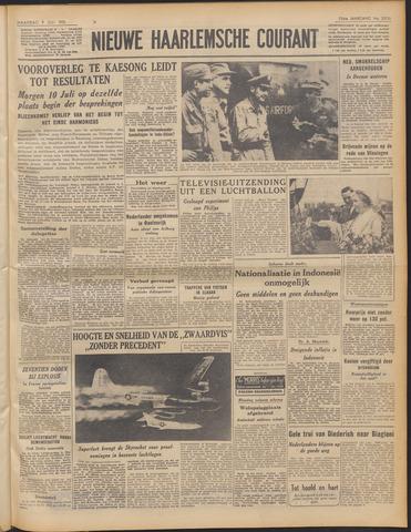 Nieuwe Haarlemsche Courant 1951-07-09