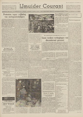 IJmuider Courant 1959-12-24