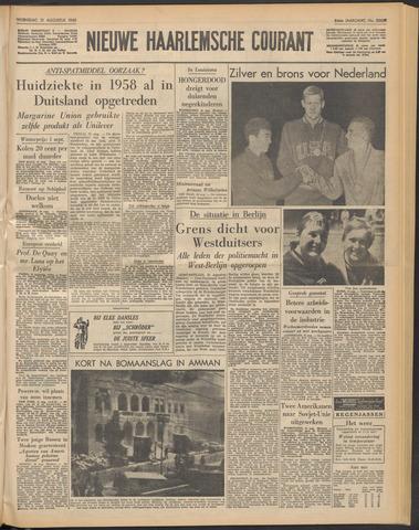 Nieuwe Haarlemsche Courant 1960-08-31