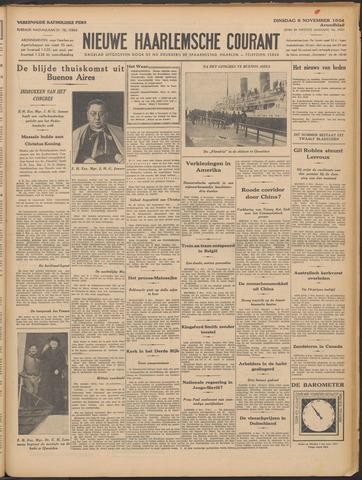 Nieuwe Haarlemsche Courant 1934-11-06