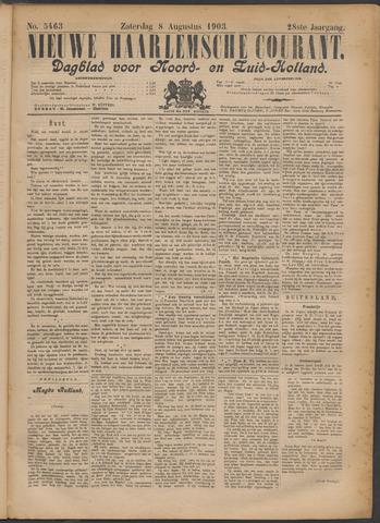 Nieuwe Haarlemsche Courant 1903-08-08