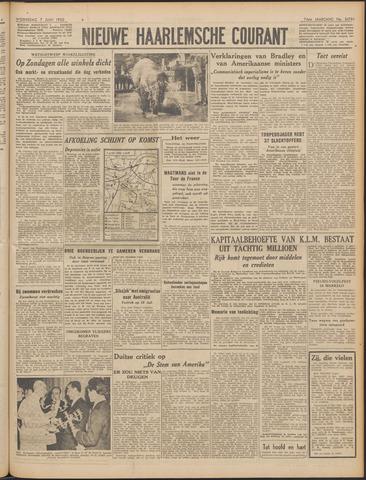 Nieuwe Haarlemsche Courant 1950-06-07