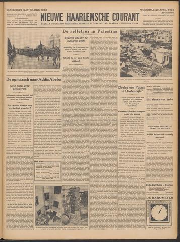 Nieuwe Haarlemsche Courant 1936-04-29