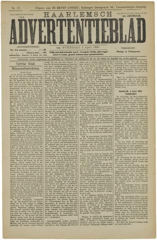 Haarlemsch Advertentieblad 1900-04-04