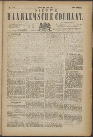 Nieuwe Haarlemsche Courant 1891-04-19