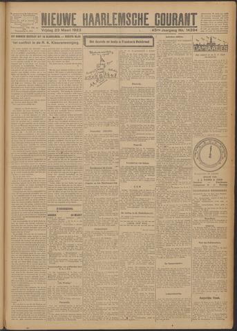 Nieuwe Haarlemsche Courant 1923-03-23