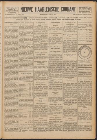 Nieuwe Haarlemsche Courant 1931-06-24
