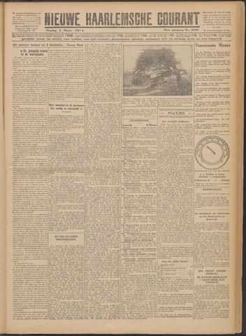 Nieuwe Haarlemsche Courant 1927-03-08