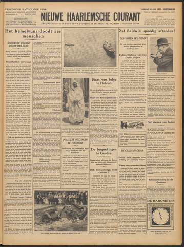 Nieuwe Haarlemsche Courant 1936-06-30