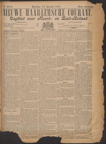 Nieuwe Haarlemsche Courant 1898-01-10