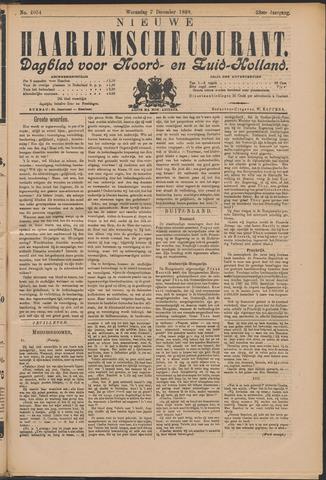 Nieuwe Haarlemsche Courant 1898-12-07