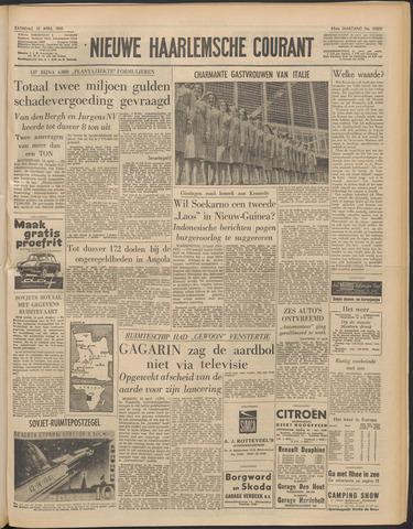 Nieuwe Haarlemsche Courant 1961-04-15