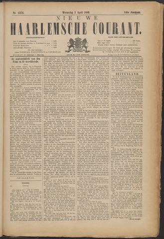 Nieuwe Haarlemsche Courant 1889-04-03