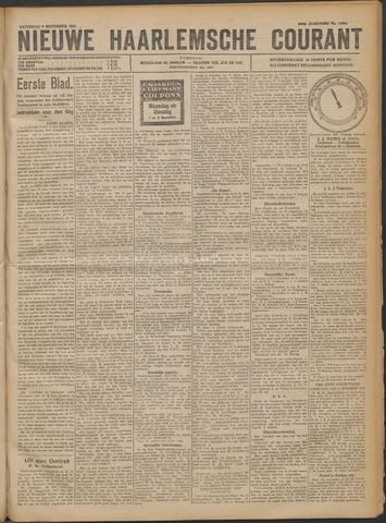 Nieuwe Haarlemsche Courant 1921-11-05