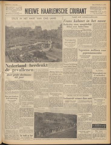 Nieuwe Haarlemsche Courant 1954-05-05