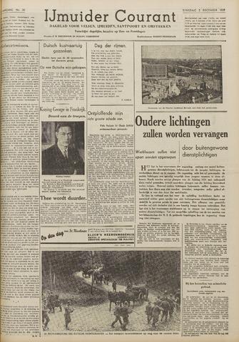 IJmuider Courant 1939-12-05