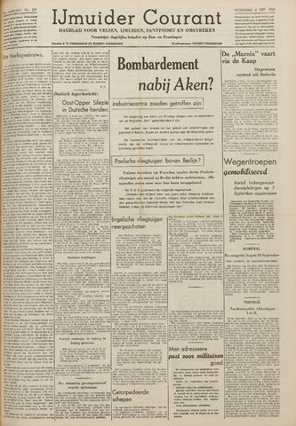 IJmuider Courant 1939-09-06
