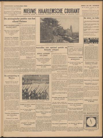 Nieuwe Haarlemsche Courant 1938-07-05