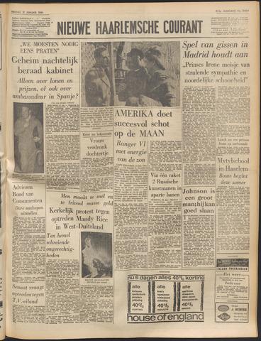 Nieuwe Haarlemsche Courant 1964-01-31