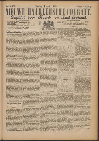 Nieuwe Haarlemsche Courant 1905-07-04