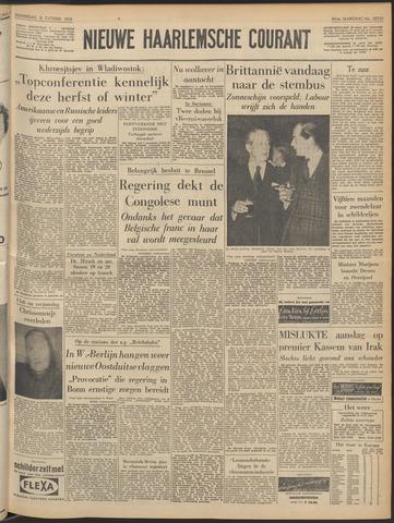 Nieuwe Haarlemsche Courant 1959-10-08