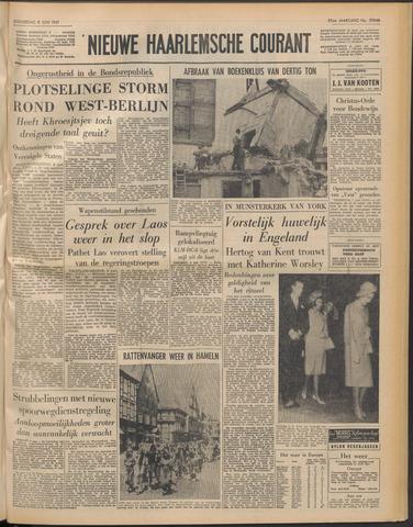 Nieuwe Haarlemsche Courant 1961-06-08